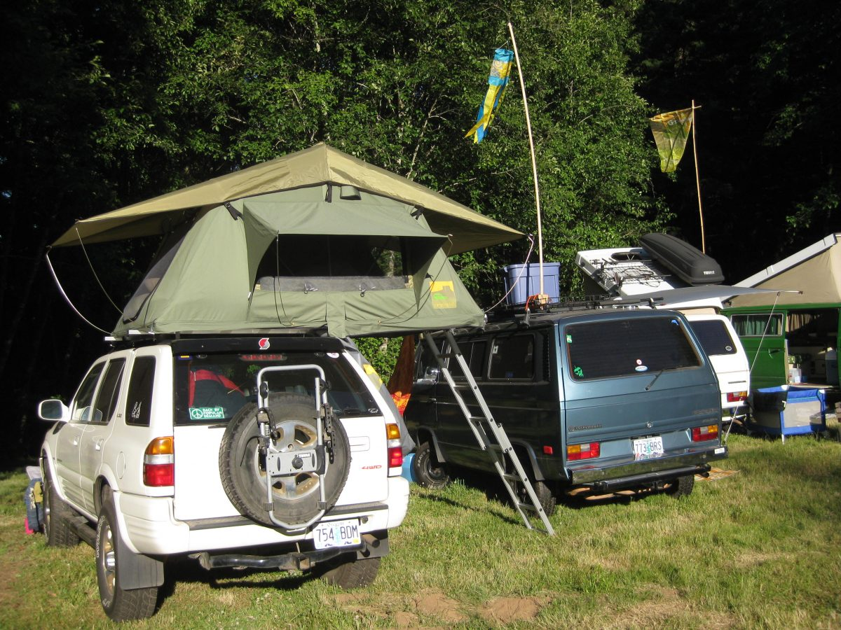 19 Tips for Surviving and Thriving in a Roof-Top Tent