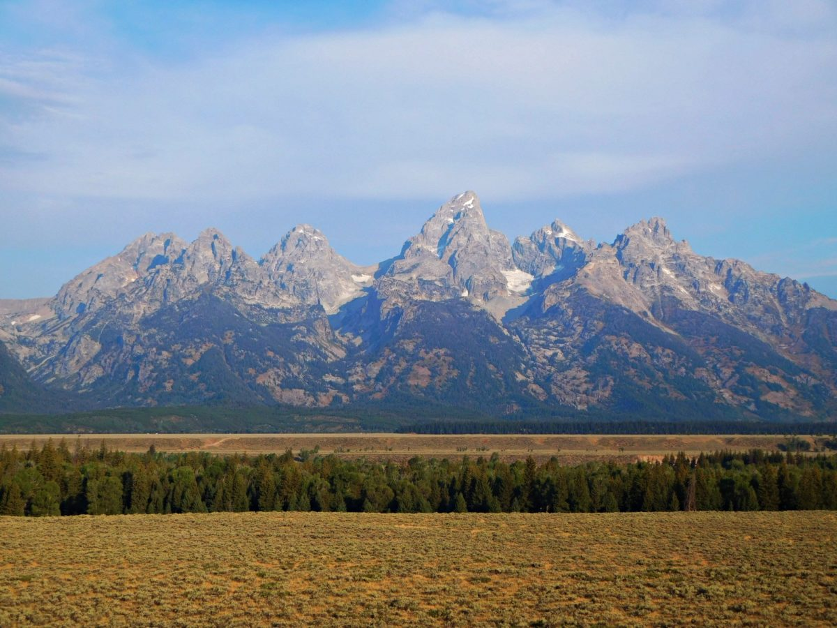 A Guide to Jackson, Wyoming, for SUV RVers and Vandwellers