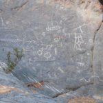 Marble Canyon petroglyphs