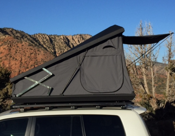 Eezi-Awn Stealth roof-top tent [Photo from Equipt]