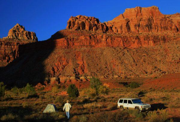 Redrock country: Red Canyon, Mexican Mountain Road, San Rafael River area