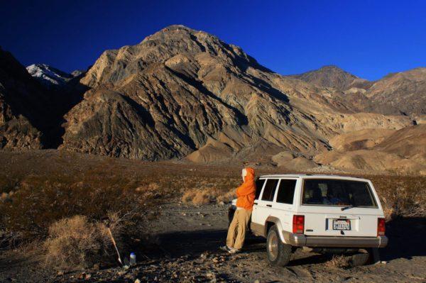 Valley of dreams: Saline Valley, Death Valley National Park