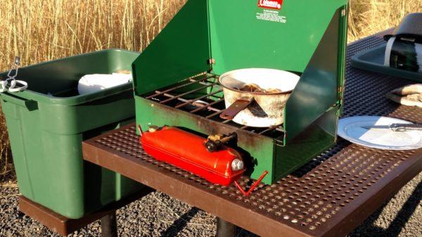 Bill's stove